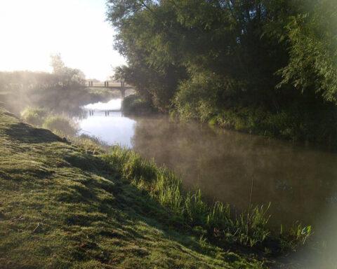 River Cherwell – Hampton Poyle